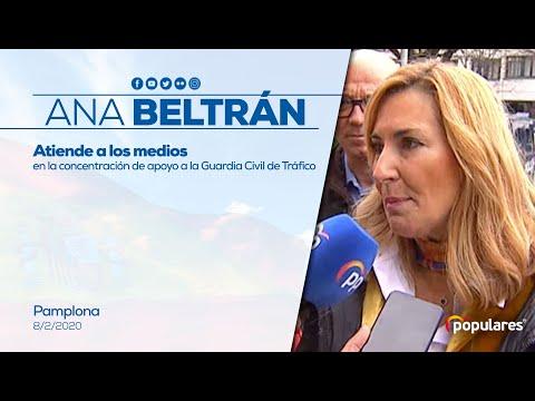 """Beltrán: """"El Partido Popular no va a consentir que el inhabilitado Torra marque la agenda de España"""""""