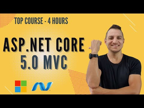 Top Course - Learn ASP.NET Core 5.0 MVC - CRUD Operations, EntityFramework Core