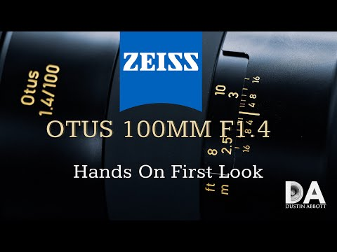 External Review Video DqDd_Z_wQQ0 for ZEISS Otus 1.4/100 Full-Frame Lens