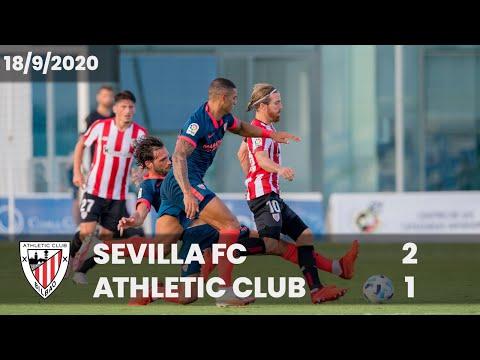RESUMEN I Sevilla FC 2-1 Athletic Club I LABURPENA