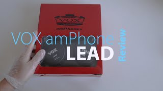 RLJ: Review - VOX Amplified Ltd. amPhone - Lead