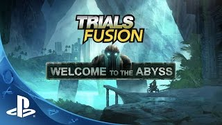 Trials Fusion -- Welcome to the Abyss Trailer | PS4