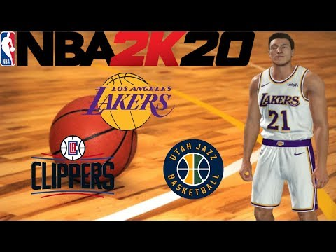 NBA 2K20 My Career Online (NBA 2K20 PS4 Gameplay Ep.1)