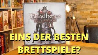 Bloodborne Brettspiel Test/Review 2021