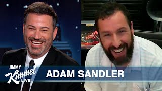 Adam Sandler on LeBron, Shaq & Weirdest Thing He's Autographed