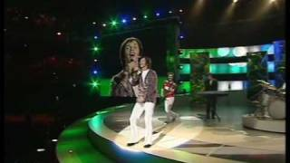 """Eurovision Song Contest 2000: Brainstorm sing """"My Star"""""""