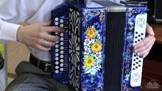 Видео-школа обучения на гармони П.Уханова-урок 1