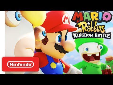 Игра для Nintendo Switch Mario + Rabbids. Битва За Королевство [русские субтитры]