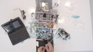Огляд інтерактивних наборів Jimu Robot від компанії UBtech