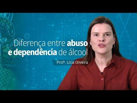 Dependência alcoólica 2 graus