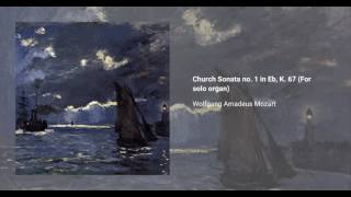 Church Sonata no. 1 in E-flat major, K. 67