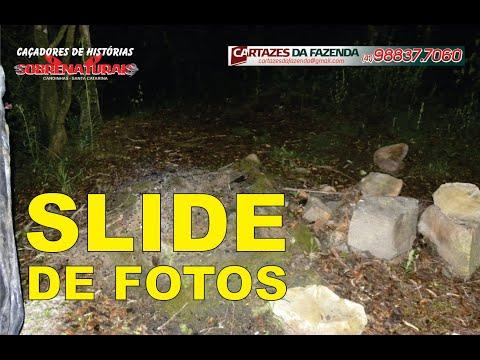 SLIDE DE FOTOS - ESPÍRITO PEDE SOCORRO