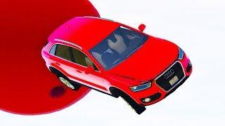 Мультики про Цветные Машинки для Мальчиков AUDI Q3