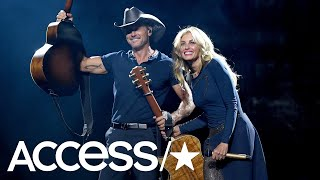 Tim McGraw Shares A Swoon-Worthy Birthday Tribute To Wife Faith Hill   Access
