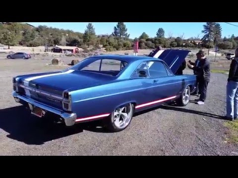 Download Lanny's 1967 Ford Fairlane GTA in Anza, CA. From Overhaulin' in 2014 HD Mp4 3GP Video and MP3