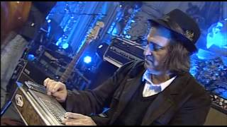 Miguel Mateos (en estereo). Música en el Salón Blanco.