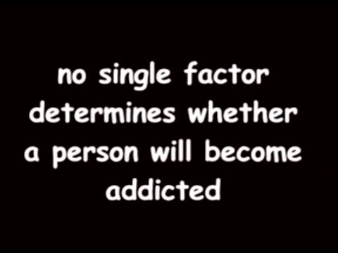 Nicotine and Tobacco addiction video NIDA