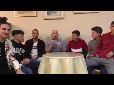 Preview video TRAINO, CERICOLA, CIANCAGLINI, LETTO, DI PIETRO E DI GHIONNO (JUNIORES D'ÉLITE)