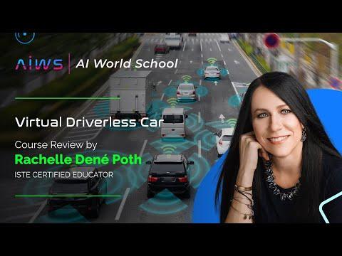 Virtual Driverless Car Course Review by Rachelle.