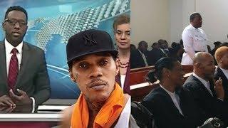 (JAMAICA NEWS) Vybz Kartel Appeal makes Courtroom LAUGH