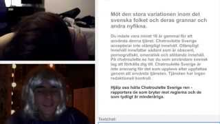 CHATROULETTE - BLOWJOB - PRANK (Swedish version)
