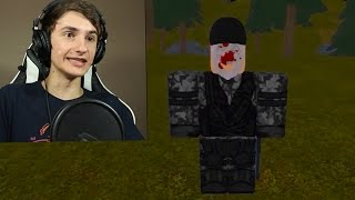 REACTING TO ROBLOX HORROR STORIES!
