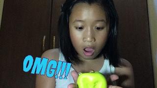 OMG it feels like an ibloom peach!!!      Squishy experiment #1