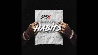 *FREE BEAT* Lil Durk   Habits Instrumental (Re Prod By. H HOT)