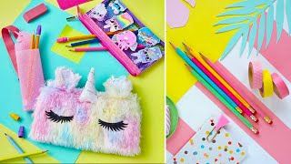 DIY School Supplies! 9 Weird DIY Crafts For Back To School With DIY Lover!