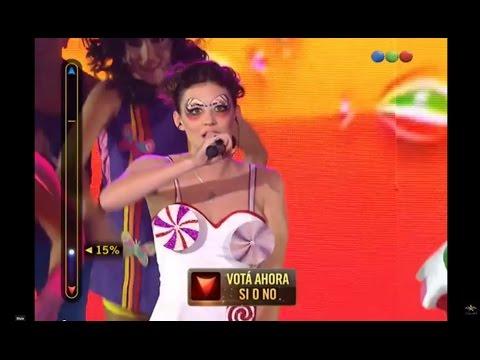 Big Show: Victoria Bernardi canta «Part of me» – Elegidos #Elegidos