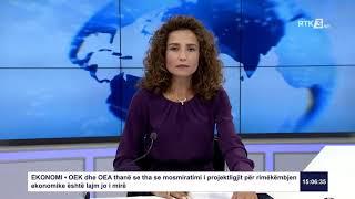 RTK3 Lajmet e orës 17:00 17.09.2020