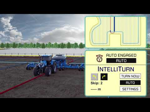 New Holland IntelliTurn™ system