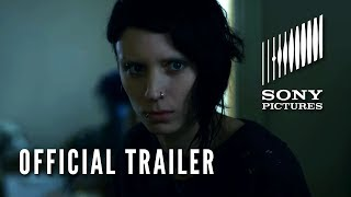 THE GIRL WITH THE DRAGON TATTOO - Official Trailer - In Theaters 12/21