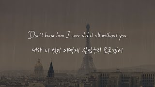 Lauv   Paris In The Rain 한글가사해석