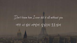 Lauv - Paris in the Rain 한글/가사/해석