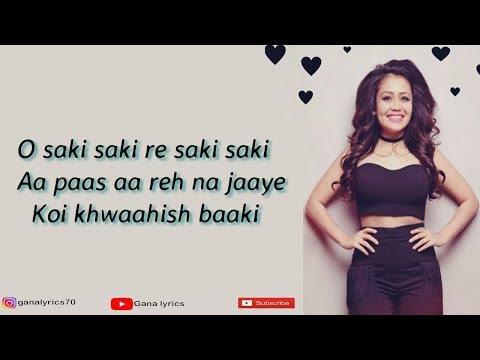 Neha Kakkar Tulsi Kumar B Praak O Saki Saki