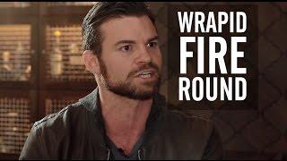 Wrapid Fire Round: The Originals Star Daniel Gillies Reveals Favorite Vampire Of All Time