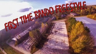 ImpulseRC Alien 5 // first time Bando // FPV Freestyle