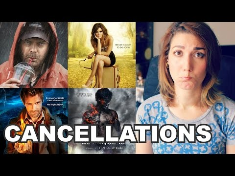 TV Cancellations 2015 [DTA #32]