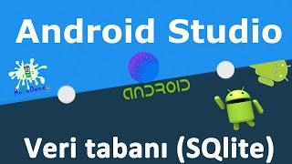 Android Studio-Veri tabanı(SQLite)