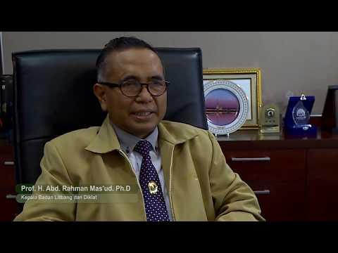 Profile Badan Litbang dan Diklat Kementerian Agama
