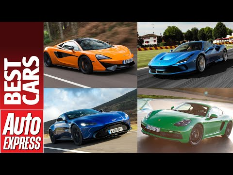 The five best performance cars on sale!