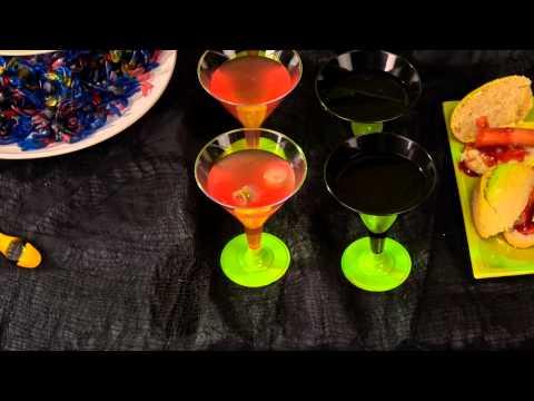 Zombie Cocktail Rezept für Halloween
