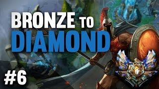 Bronze To Diamond #6   Pantheon | Full Lethality Jest Broken