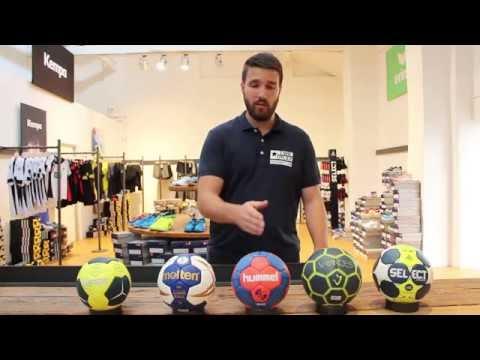 Top 5 Handbälle (Kategorie: Spielball)