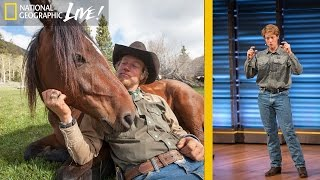 Why Four Cowboys Rode Wild Horses 3,000 Miles Across America (Part 3) | Nat Geo Live thumbnail