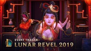 Fortune Favors the Lucky   Lunar Revel 2019 Skins Trailer - League of Legends