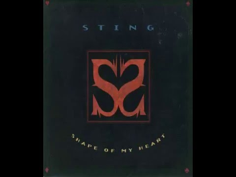Sting - Shape of my Heart HIP HOP Version Instrumental