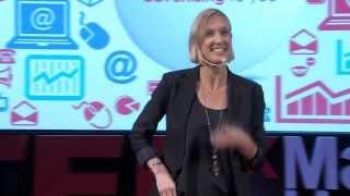 Future of data: Jodie Sangster at TEDxMacquarieUniversity