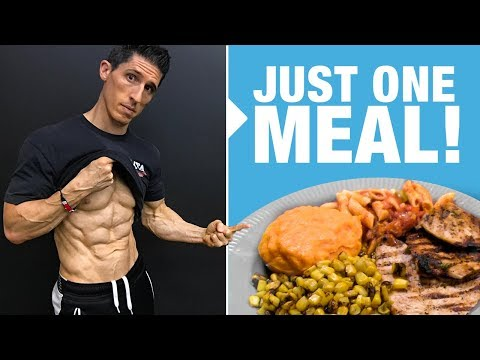 Full Day of Eating – Jeff Cavaliere (REVEALED!)